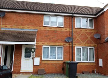 Thumbnail 2 bed terraced house for sale in Helmsley Court, Peterborough