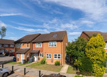 Thumbnail 3 bed end terrace house for sale in Farncombe, Surrey