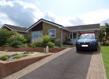 Thumbnail 2 bed detached bungalow for sale in Woodbury Way, Axminster
