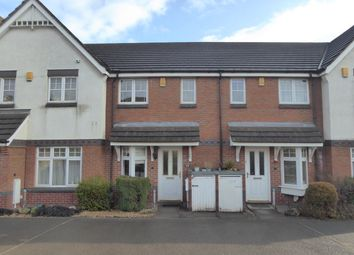 Thumbnail 2 bed terraced house for sale in Park Way, Rednal, Birmingham