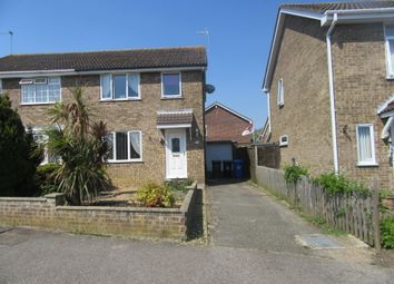 Thumbnail 3 bedroom semi-detached house to rent in Damask Close, Lowestoft