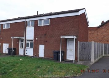 Thumbnail 2 bed end terrace house to rent in Coventry Road, Sheldon, Birmingham