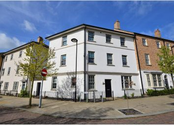 Thumbnail 5 bed town house for sale in Clickers Place, Upton, Northampton