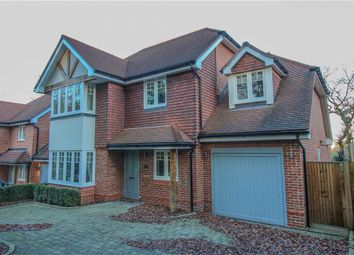 Thumbnail 5 bed detached house for sale in Wellington Avenue, Virginia Water, Surrey