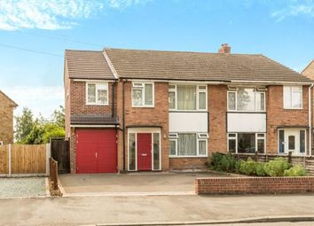 Thumbnail 4 bed semi-detached house for sale in All Saints Road, Warwick