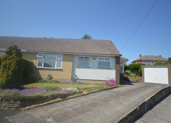 Thumbnail 2 bedroom semi-detached bungalow for sale in Derwent Drive, Dalton, Huddersfield