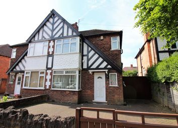 Thumbnail 3 bed semi-detached house for sale in Nuthall Gardens, Nottingham