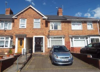 Thumbnail 3 bed terraced house for sale in Twickenham Road, Kingstanding, Birmingham, West Midlands