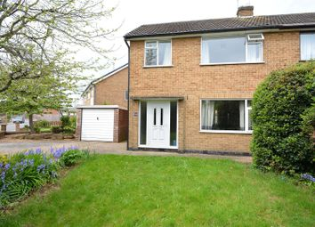 Thumbnail 3 bed property for sale in Norfolk Avenue, Toton, Beeston, Nottingham