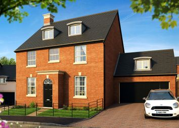 "Thumbnail 5 bed detached house for sale in ""The Henrietta "" at Pitt Road, Winchester"