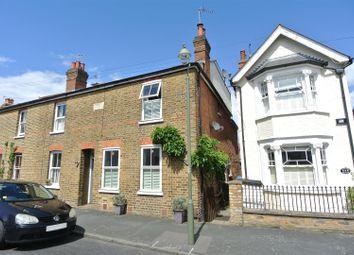 Thumbnail 3 bed property for sale in Glencoe Road, Weybridge