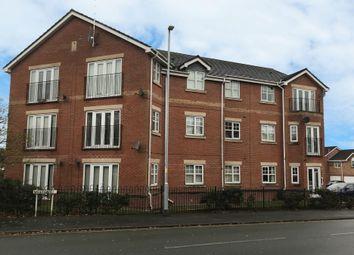 Thumbnail 2 bedroom flat for sale in 4 West Park Close, Skelmersdale, Lancashire