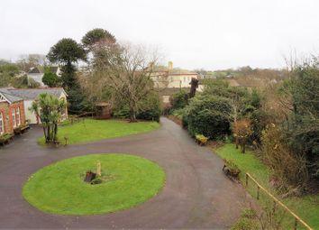 Thumbnail 1 bed flat for sale in Passmore Edwards Court, Liskeard