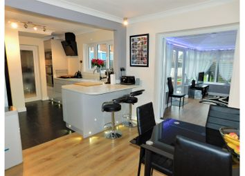 Thumbnail 3 bed semi-detached house for sale in Tristram Close, Lancing