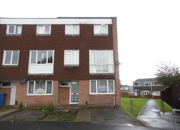 Thumbnail 4 bed end terrace house for sale in Canford Heath, Poole, Dorset