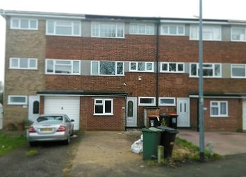 Thumbnail 4 bedroom town house to rent in St Michaels Avenue, Luton