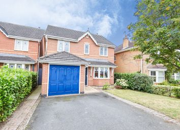 Thumbnail 3 bed detached house for sale in Fairford Gardens, Littleover, Derby
