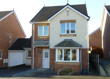Thumbnail 4 bed detached house for sale in Parc Fferws, Ammanford, Carmarthenshire