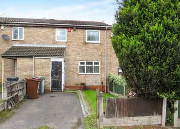 Thumbnail 2 bed terraced house for sale in Brewer Street, Walsall