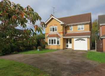 Thumbnail 4 bedroom detached house for sale in Water Lane, Wootton, Northampton
