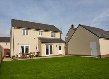 Thumbnail 4 bed detached house for sale in Ffordd Yr Hebog, Coity