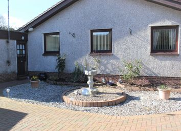 Thumbnail 3 bedroom detached bungalow for sale in High Barrwood Rd, Kilsyth, Glasgow