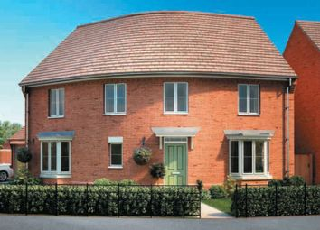 Thumbnail 4 bed detached house for sale in Wedgwood Drive, Barlaston, Stoke-On-Trent