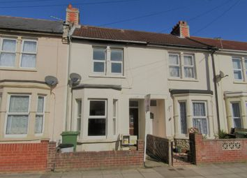 Thumbnail 3 bed terraced house for sale in Maurice Road, Southsea