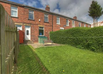 Thumbnail 2 bed terraced house to rent in Orchard Terrace, Throckley, Newcastleu Upon Tyne