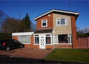 Thumbnail 4 bed detached house for sale in Gleneagles Road, Cheadle