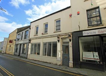 Thumbnail 2 bed terraced house for sale in Queen Street, Carmarthen, Carmarthenshire