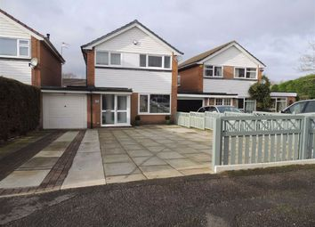 3 bed detached house for sale in Larch Close, Marple, Stockport SK6