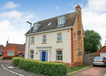 Thumbnail 5 bed detached house for sale in Riverside Park, Spalding, Lincolnshire