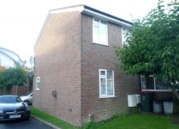 Thumbnail 2 bed end terrace house to rent in Saunders Close, Crawley