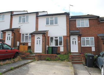 Thumbnail 2 bedroom terraced house to rent in Heron Close, St Leonards-On-Sea, East Sussex