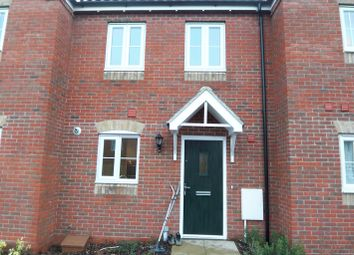 Thumbnail 2 bed terraced house to rent in Dunlin Drive, Norwich