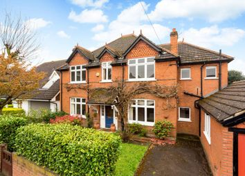 Thumbnail 5 bed detached house to rent in Portmore Park Road, Weybridge