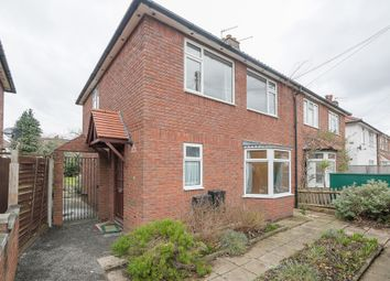 Thumbnail 2 bed semi-detached house to rent in Howsman Road, London
