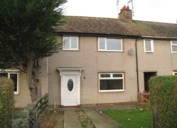 Thumbnail 3 bed terraced house to rent in South Avenue, Prestatyn
