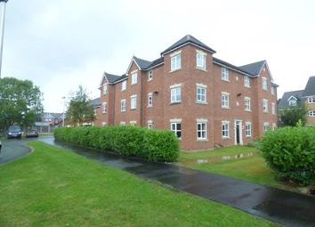 Thumbnail 2 bed flat for sale in Welles Street, Sandbach, Cheshire