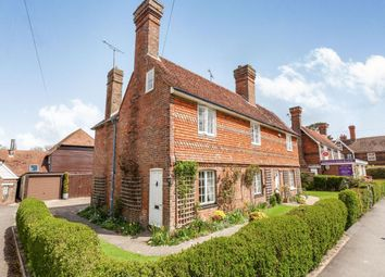 Thumbnail 4 bed semi-detached house for sale in The Street, Benenden, Cranbrook