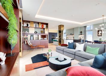 Thumbnail 3 bedroom flat to rent in Atlas Building, 145 City Road, London