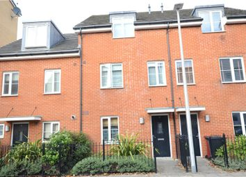 Thumbnail 4 bedroom terraced house for sale in Gweal Avenue, Reading, Berkshire
