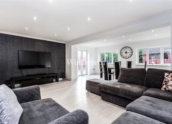 Thumbnail 3 bed end terrace house for sale in Howard Close, London
