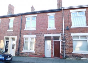 Thumbnail 3 bed flat to rent in Elsdon Terrace, North Shields