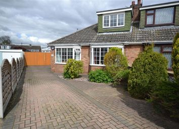 Thumbnail 3 bed bungalow for sale in Thornton Court, New Waltham, Grimsby