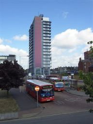 Thumbnail 2 bedroom flat to rent in Icon Building, Ilford