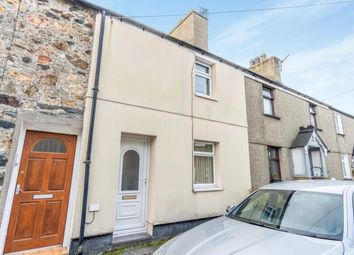 Thumbnail 1 bed terraced house for sale in Crown Terrace, Abererch, Pwllheli, Gwynedd