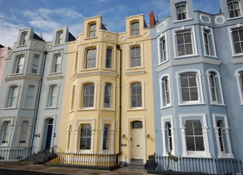 Thumbnail 2 bedroom flat for sale in St Agathas, The Esplanade, Tenby