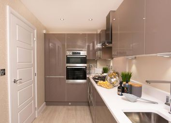"""Thumbnail 3 bed terraced house for sale in """"Stambourne"""" at Sutton Way, Whitby, Ellesmere Port"""